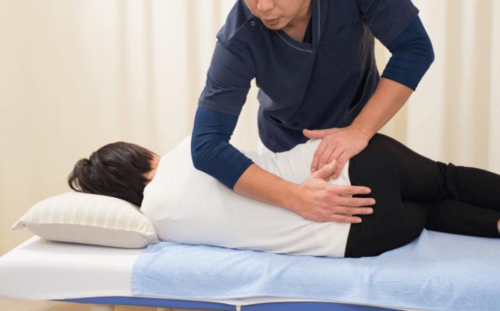 筋肉や関節からくるぎっくり腰