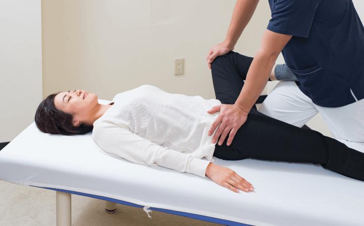 スポーツや日常生活での急性腰痛
