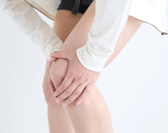 膝や股関節などの痛み
