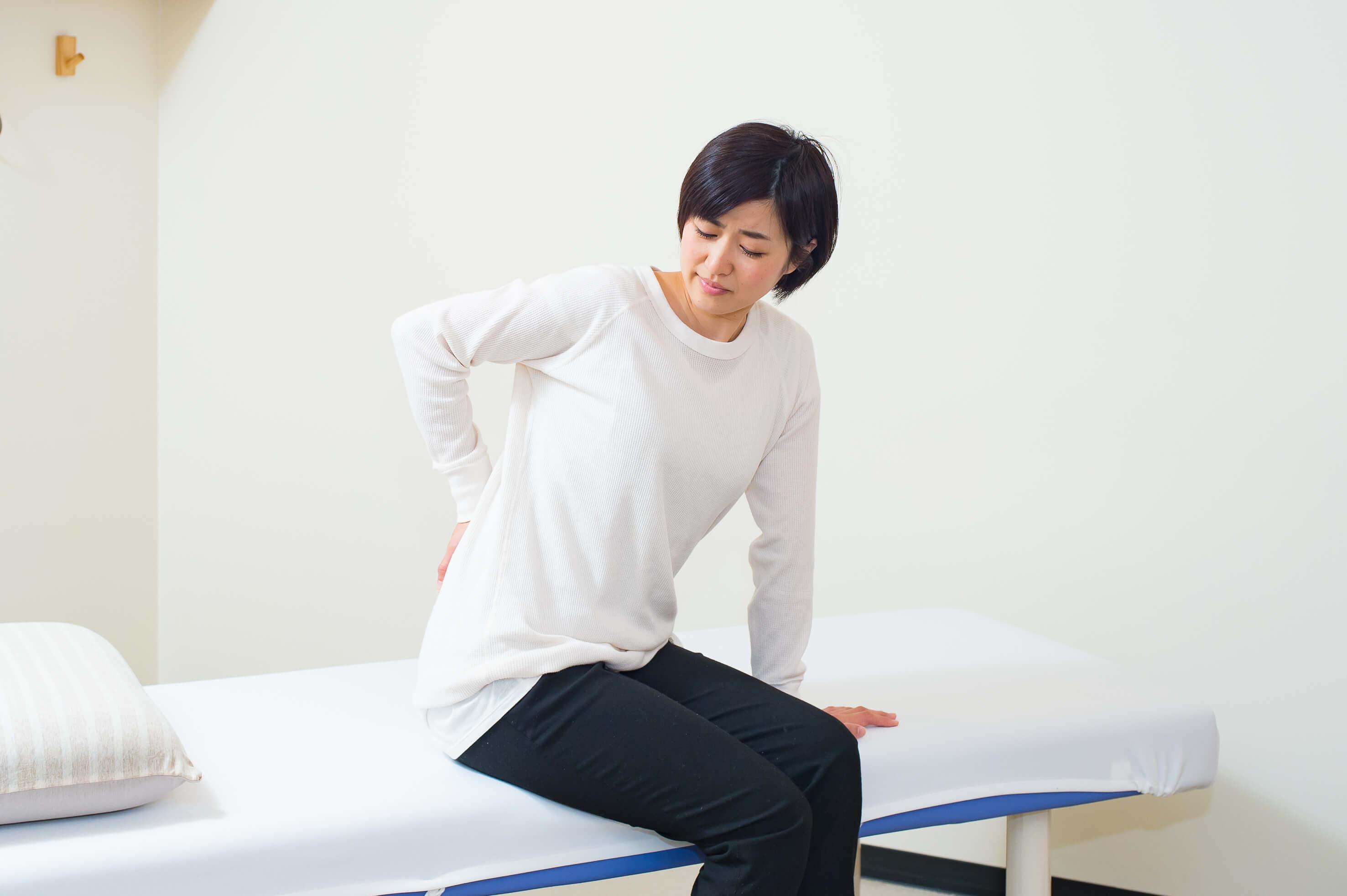 たなごころ鍼灸整骨院 腰痛